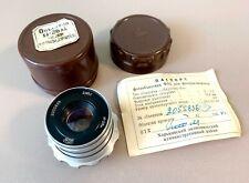 Vintage Enlarger Industar 26M-U 2,8 / 50mm Lens FED Leica M39 Rangefinder USSR
