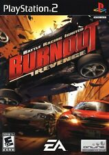 Burnout: Revenge - Playstation 2 Game Complete