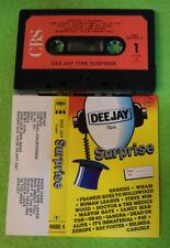 MC Compilation DEEJAY TIME SURPRISE 1986 P4F WHAM UB40  GAYE no lp mc no cd lp