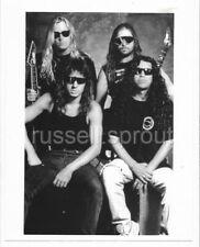 SLAYER - Original 1991 record company promo photo