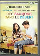 DVD ZONE 2--DES SAUMONS DANS LE DESERT--McGREGOR/BLUNT/SCOTT THOMAS