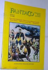 FANTACO n.3 Fantastic World Comics Special galeppini with Tex drawings Unpublished