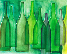 Dealer or Reseller Listed Green Reproduction Art