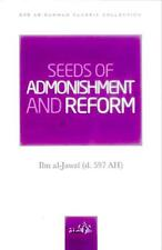 Seeds of Admonishment And Reform by Ibn al-Jawzi Islamic Book