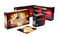 MacGyver: The Complete Series Seasons 1 2 3 4 5 6 7 + Movies Boxed DVD Set NEW!