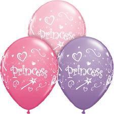 """Qualatex 11"""" Sous Licence Ballons Princesse Variés Anniversaire Fête D'enfants"""