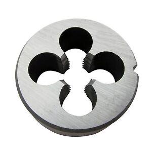 M10 x 1.25 Pitch x 38.1 mm O/D Circular Die
