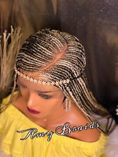 Full Lace Braided Wig