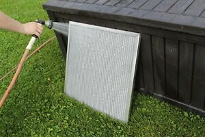 PERMANENT WASHABLE  ELECTROSTATIC FURNACE AC AIR FILTER Dust Electronic