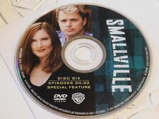 Smallville Fourth Season 4 Disc 6 DVD Disc Only 52-154