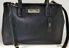 DKNY Soft Ego Leather Satchel Crossbody Bag Purse Handbag Sac Bolsa MSRP$365