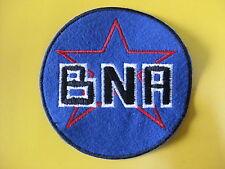 ATALANTA Brigate Nero Azzure TOPPA ricamata embroidery ULTRAS stickerei BNA