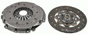 Sachs Clutch Kit Xtend 3000 970 049 fits Citroen DS3 1.6 THP 155 (115kw)