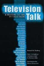 Television Talk: A History of the TV Talk Show (Texas Film and Media S-ExLibrary