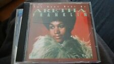 Aretha Franklin Very Best Of 60's Vol 1 16 Track CD
