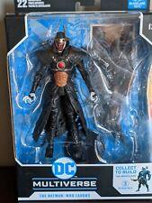 DC Multiverse Batman Who Laughs Sky Tyrant Wings McFarlane Dark Nights *NO BAF*