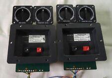 SONY SSU-3000 3-WAY CROSSOVER WITH HI & MID LEVEL CONTROLS PAIR SSU-4000