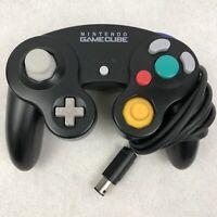 Official Nintendo GameCube Controller Jet Black Original OEM Genuine DOL-003