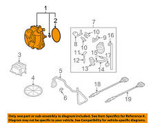 AUDI OEM 02-09 A4 ABS Anti-lock Brakes-Vacuum Pump 06D145100H