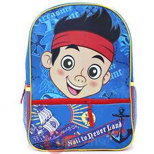 Disney Jake Never Land Pirates Large Backpack School Bag-Sail To Never Land 15.5