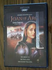 JOAN OF ARC - Jacqueline Bisset - DVD - History