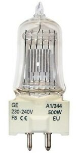 GE 88460 RAYLIGHT / A1 / 244  500W/240V GY 9,5