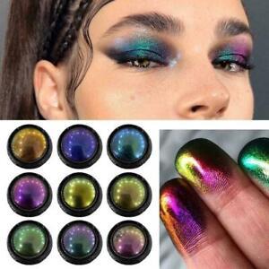 Eyeshadow Palette Matte Powder Eye Shadow Makeup Shimmer Gradient Glitter Q8T1