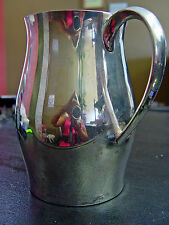 Lunt Sterling Silver Paul Revere Pitcher, 1768 reproduction, 812.5 grams