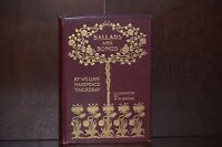 Antique – Ballads and Songs by William Makepeace Thackeray 1906 – H M Brock
