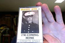 Magic Eye- I'm Coming Home- cassette single- great shape- rare? autographed
