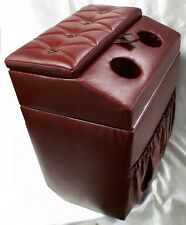 Ox-blood centre console. May fit Kenworth,Western star,Freightliner,Mack,Sterlin