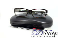 7c71cb0d3b Ray Ban Eyeglasses-Ray Ban 5169 2383 52 Dark Havana on Green