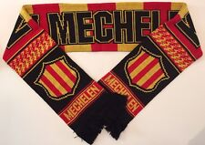 MECHELEN Football Scarves New from Soft Luxury Acrylic Yarns