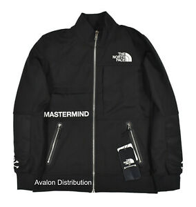 Men's The North Face Mastermind X Black Track Jacket US Sizes New