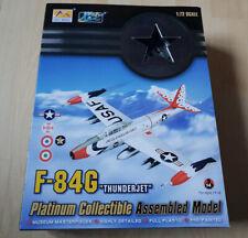 Easy Model 1/72 F-84G Thunderjet USAF Flown by Joe Davis Not Hobby Master New