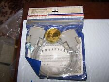 Apple IIe to Imagewriter, Laserwriter, HP, DB25 Male to Male Cable - DATASPEC