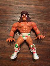 Vintage 1991 Ultimate Warrior Figure Great Condition Hasbro Titan Sports