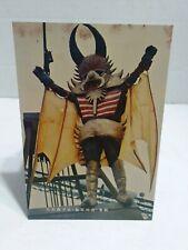 Vtg 70's Android Kikaider Kikaida Post Card Photo Japan Toei Ishinomori 2 cards!