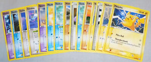 -Rare- 2005 -EX Emerald- Pokemon Ruby & Sapphire TCG Cards Lot