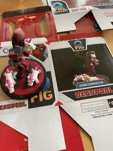 Q FiG - Figur - Deadpool