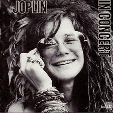 Janis Joplin - In Concert [New CD]
