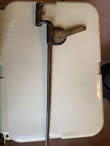 1873 Springfield Trapdoor bayonet.