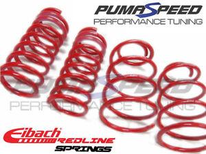 Pumaspeed Ford Fiesta Mk8 Petrol and Diesel Eibach Redline Springs
