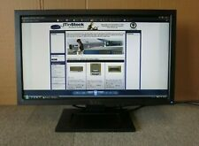 """Dell E2011HT C2XM8 20"""" LCD TFT LED Black Widescreen Flat Panel Monitor DVI VGA"""