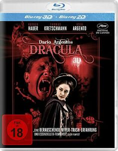 Dario Argento's Dracula - 3D/2D Blu Ray -