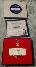 The White House Historical Association Ornament Commemorating James hoban DC