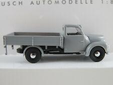 Busch 52301 Framo V901/2 Pritschenwagen (1957) in grau 1:87/H0 NEU/OVP