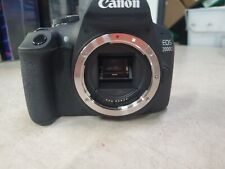 Canon EOS 2000D  DSLR Camera (Body Only)  AS IS READ AD! #T1227