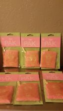 SCENTSY SCENT PAK LOT OF 6 SUGAR SCENT PAKS- ALL NEW- FREE PRIORITY SHIPPING