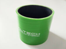 """Green 2.5"""" inch Straight Silicone Coupler Hose ID:64mm TURBO/INTAKE PIPE"""